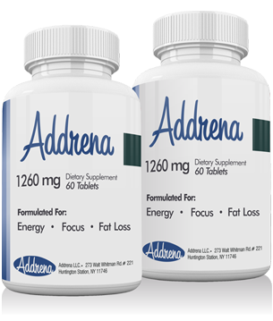 Addrena 1 Reviewed Over The Counter Adderall Substitute
